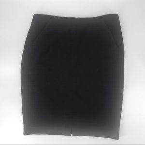 Ann Taylor Loft Textured/tweed Skirt